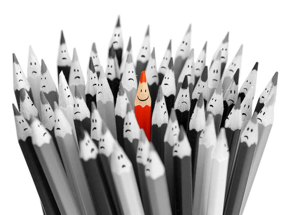 Stand out from the LinkedIn Crowd