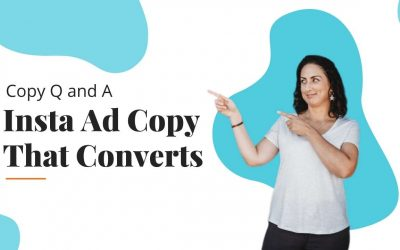 Copy Q&A 1: Creating Instagram Ads that convert